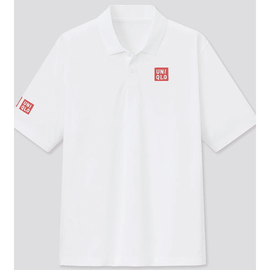 Polera Kei Nishikori Wimbledon (L Japonés)