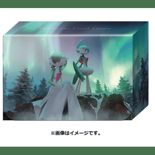 Caja Dos Decks Pokemon Center Gardevoir & Gallade