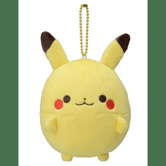 Peluche Mugyutto Pikachu