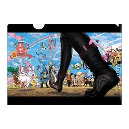 Carpeta A4 Pokémon Go 5 Aniversario