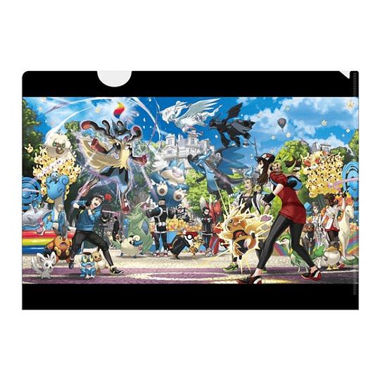 Carpeta A4 Pokémon Go 4 Aniversario