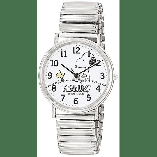 Reloj Snoopy Q&Q Metal Strap