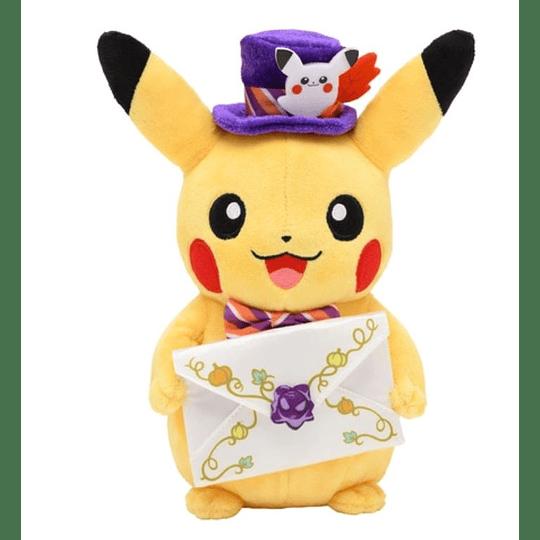 Peluche Pikachu Halloween 2021 Pokemon Center
