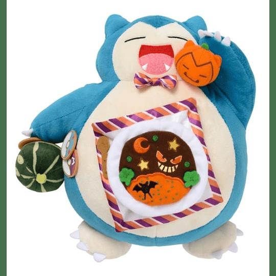 Peluche Snorlax Halloween 2021 Pokemon Center