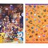 Kit 2 carpetas Exclusiva Halloween 2021 Pokémon Center