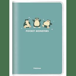 Agenda 2022 Pokémon Snorlax