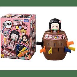 Nezuko - Jumping Barrel