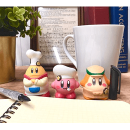 Figura Kirby Cafe Finger Puppet