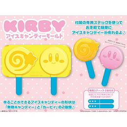 Molde Helados Kirby - Kirby Café