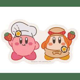 Sticker - Kirby Café