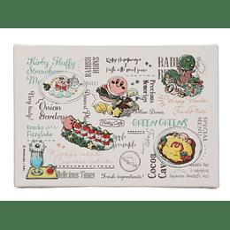 Cuadro - Kirby Café