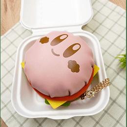 Monedero Kirby Burger - Kirby Café