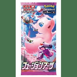 Sobre Pokémon TCG Fusion Arts