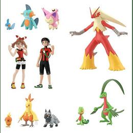 Pokemon Scale World Hoenn Regional Set