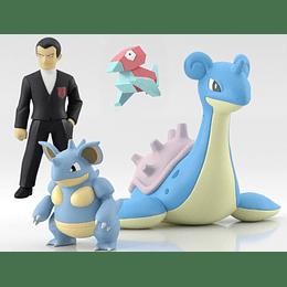 Pokemon Scale World Giovanni