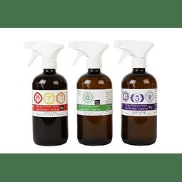 Trío Spray Ambientales Equilibradores de Chakras