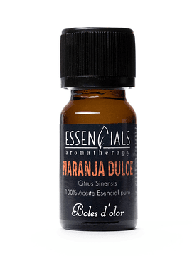 Aceite Esencial Naranja Dulce 10 ml