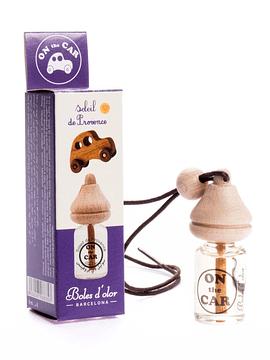 Ambientador Auto Soleil de Provence 8 ml