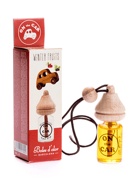 Ambientador Auto Winter Fruits 8 ml