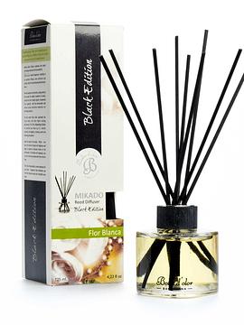 Mikado Black Ed Flor Blanca 125 ml