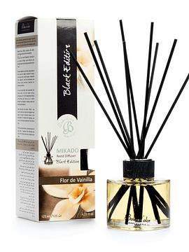 Mikado Black Ed Flor de Vainilla 125 ml