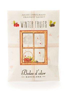Mini Sachet Winter Fruits 20 ml