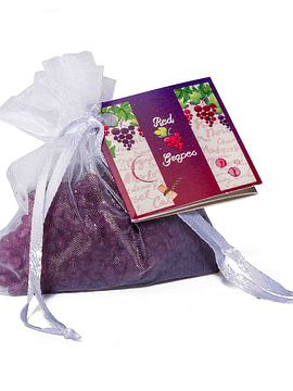 Resina Red Grapes 30 g