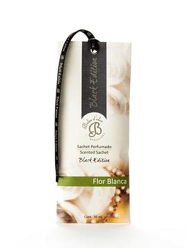 Sachet Black Ed Flor Blanca 50 ml