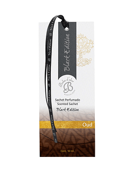 Sachet Black Ed Oud 50 ml