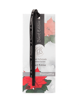 Sachet Black Ed Poinsettia 50 ml