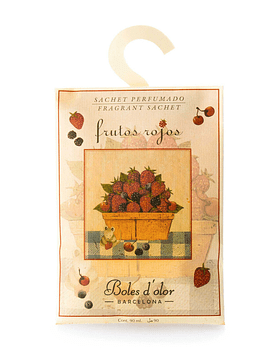 Sachet Frutos Rojos 90 ml