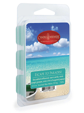 Cera Aromática Escape to Paradise 70.9 g