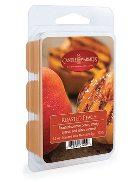 Cera Aromática Roasted Peach 70.9 g