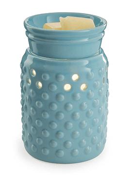 Lámpara y Calentador de Cera Aromática Mini Hobnail
