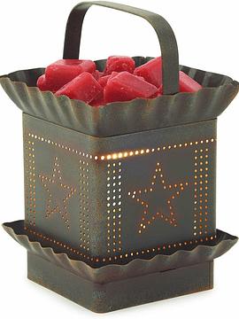 Lámpara y Calentador de Cera Aromática Starlight Primitive
