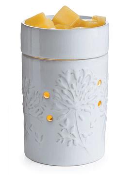 Lámpara y Calentador de Cera Aromática African Lily