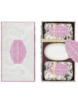 Caja 3 Jabones 150 g White Jasmine