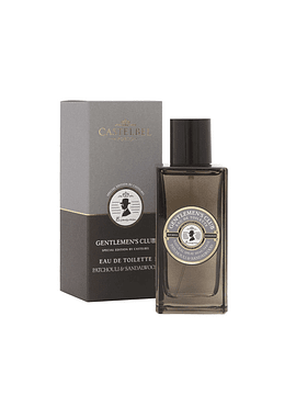 Eau de Toilette Gentlemen's Patchouli & Sandalwood 100 ml