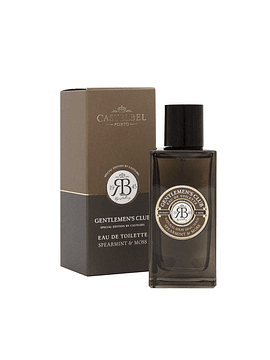 Eau de Toilette Gentlemen's Spearmint & Moss 100 ml