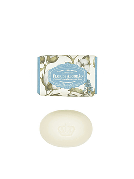 Jabón Barra Cotton Flower 40 g
