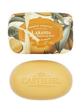 Jabón Barra Laranja 350 g