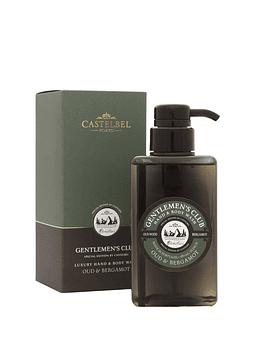 Jabón Líquido Gentlemen's Oud & Bergamot 450 ml