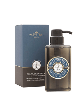 Jabón Líquido Gentlemen's Sea Salt & Grapefruit 450 ml