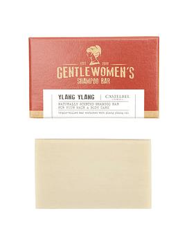 Mini Shampoo en Barra Gentlewomen's Ylang Ylang 35 g