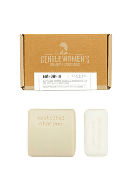Set Shampoo y Acondicionador Gentlewomen's Mandarin