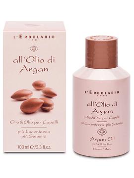 Aceite Capilar Argán 100 ml