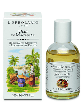 Aceite Capilar Macassar 100 ml