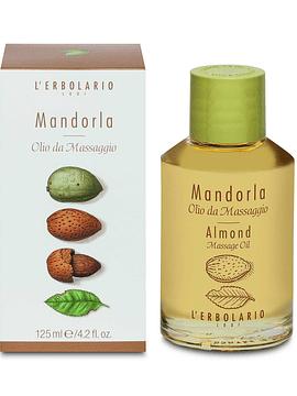 Aceite de Almendra para masaje 125 ml