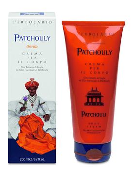 Crema Cuerpo Perfumada Patchouly 200 ml