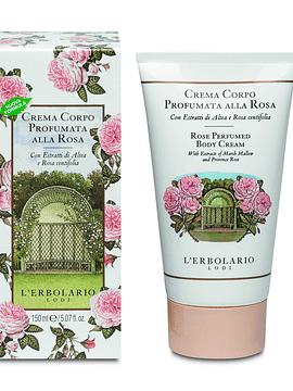 Crema Cuerpo Rosa 150 ml